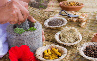 Spices as Powerful as Medicine!